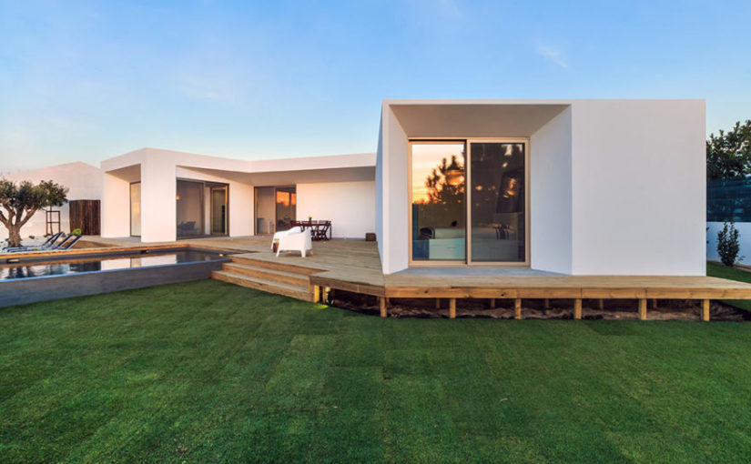 Trwanie budowy domu jest nie tylko ekstrawagancki ale dodatkowo nadzwyczaj niełatwy.